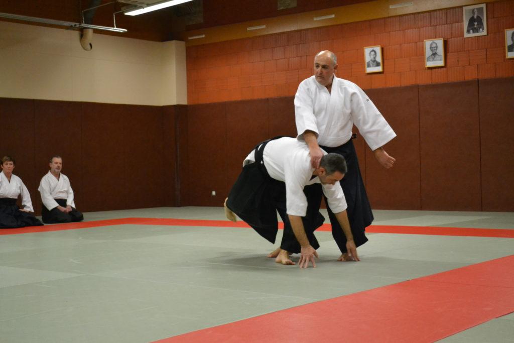 club aikido sarthe